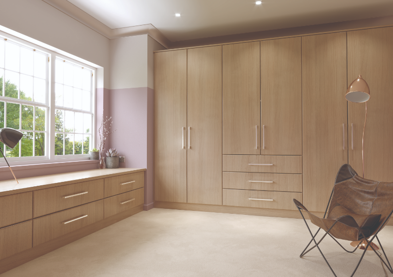 Fitted furniture, fitted wardrobe, bedroom furniture, bedroom organisation, organised wardrobe, shoe rack, shoe storage, walk in wardrobe, dressing room, wardrobes bedfordshire, wardrobes bedfordshire, front frame wardrobe, guarantee, soft close, sloped ceiling, alcove, interiors, dressing table