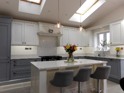 Kitchen Showroom in Biggleswade