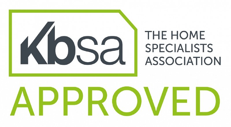 Jacob Roberts is KBSA (The Home Specialists Association) Approved