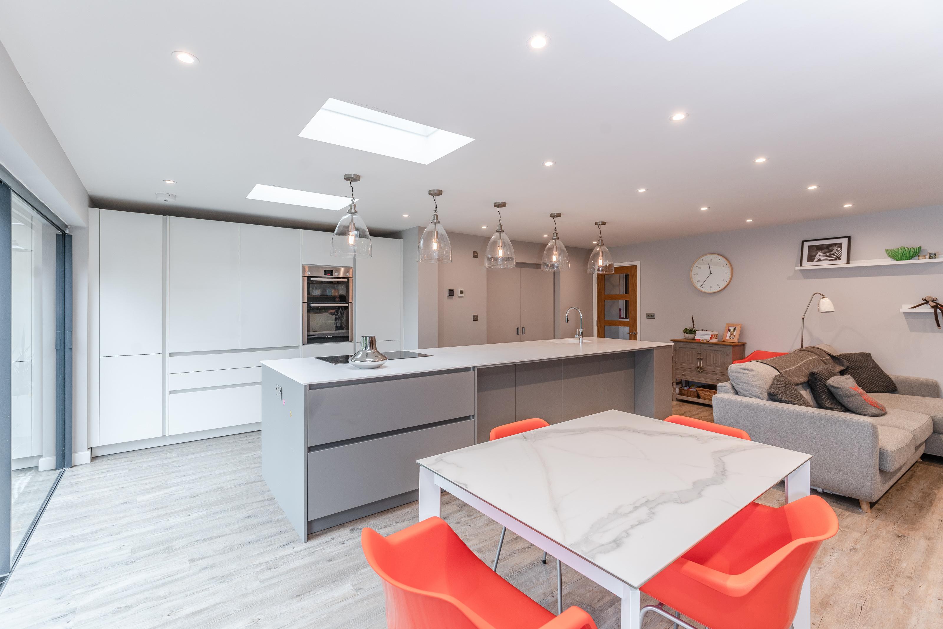 Kitchen Extension   Welwyn Garden City   Jacob Roberts Interiors